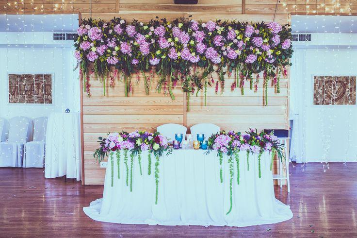 presidium, wedding day, flowers