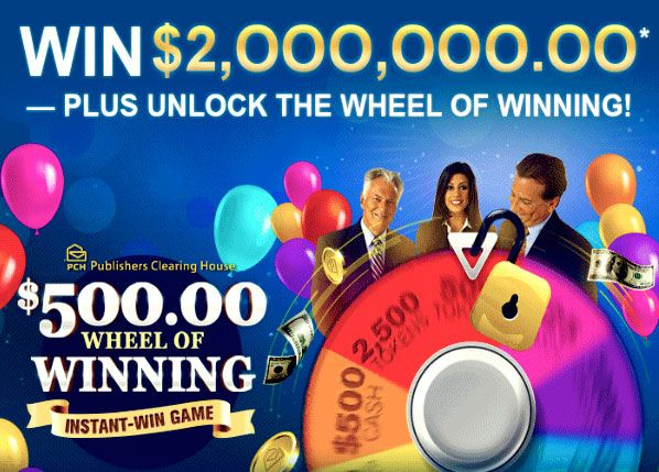 Play and Win at PCHgames com | superprize | Instant win
