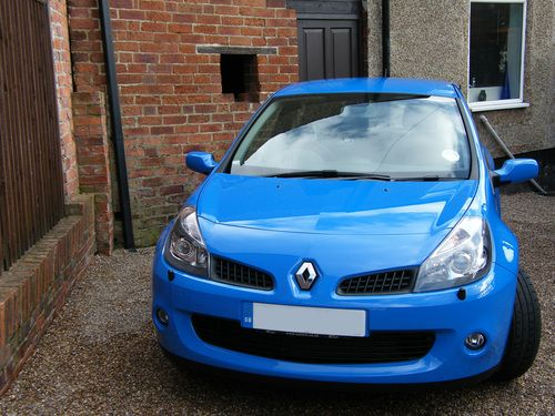 1998-2012 Renault Clio II Workshop Service Repair Manual