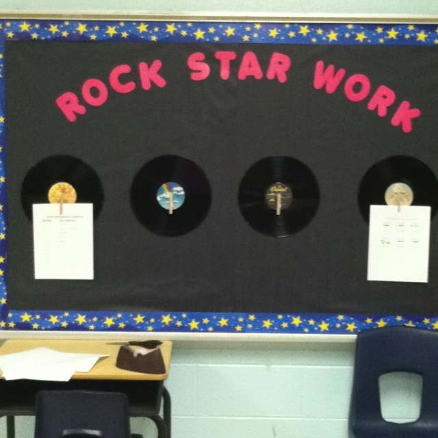 Rockstar Classroom Decor ~ Best images about rock star classroom decor on