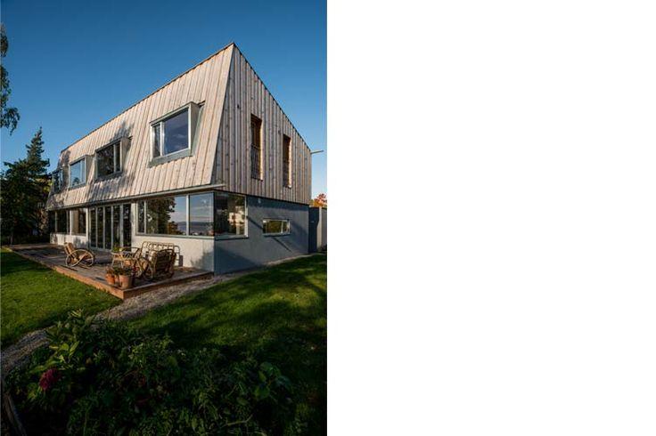 Helens hus, Snarøya. Architects: Mopo Arkitektur.