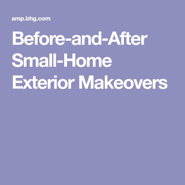 Before And After Home Makeovers: Best 25+ Home Exterior Makeover Ideas On Pinterest