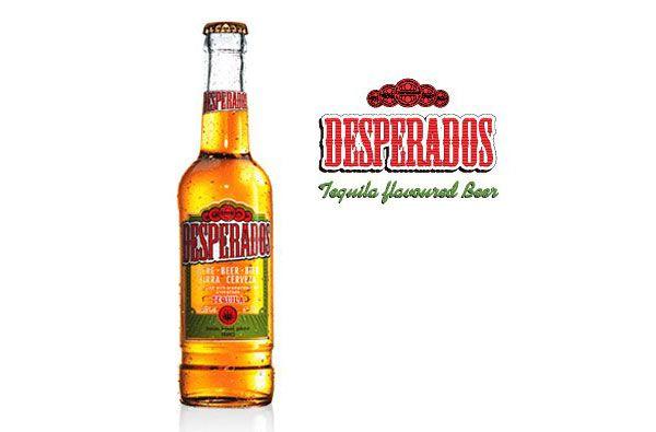 Desperados - Cerveja com sabor a Tequilha