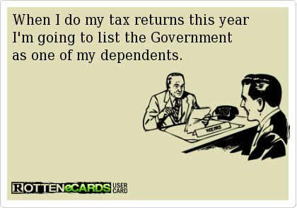 Just one more dependent...