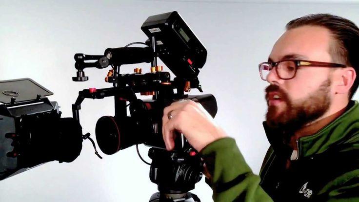 Black Magic Cinema Camera Rig Full Review.