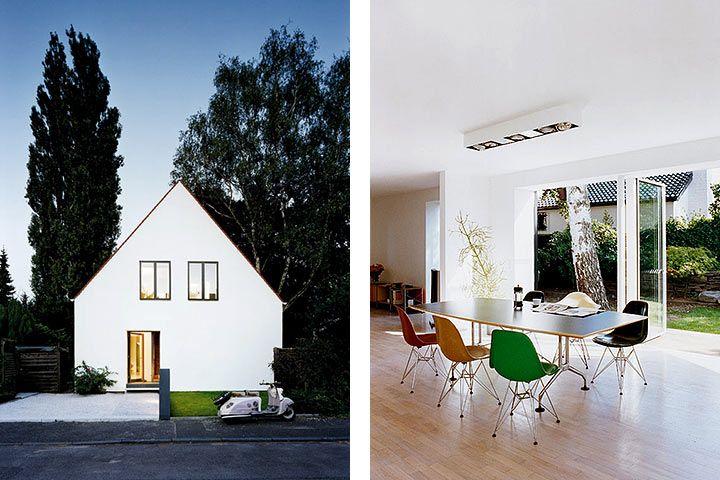 die besten 25 50er jahre design ideen auf pinterest. Black Bedroom Furniture Sets. Home Design Ideas