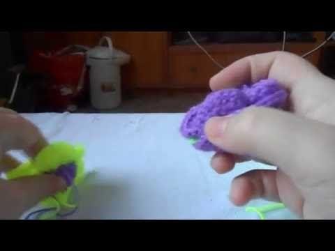 игрушка развивашка цветочный мяч 2 - YouTube