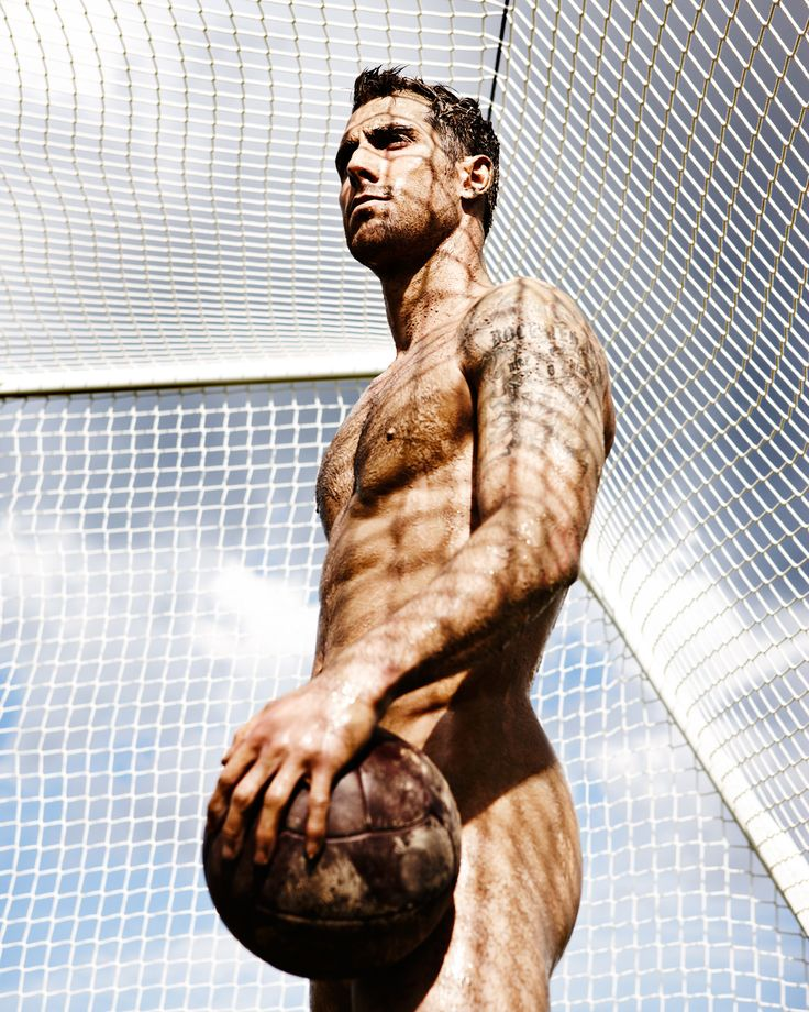 God I love soccer players.....