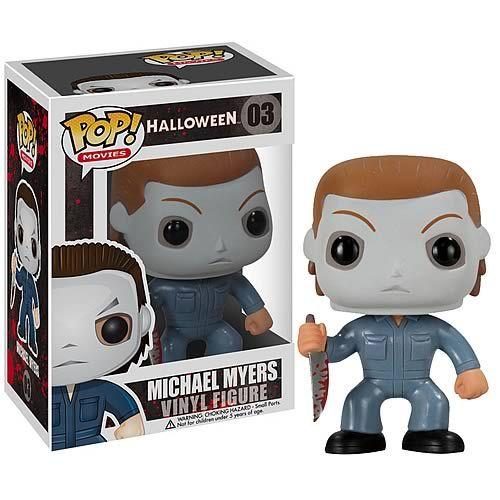 Halloween Michael Myers Movie Pop! Vinyl Figure $8.95