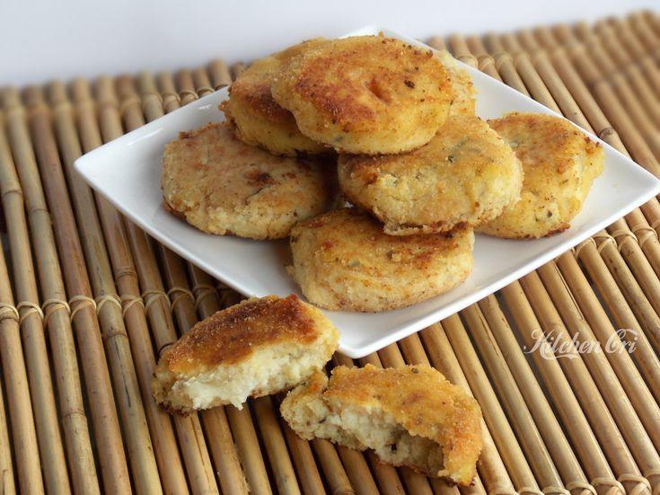Polpette di patate e ricotta, ricetta al forno