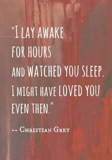 10 Hot '50 Shades of Grey' Quotes That Will Make You Fall in Love All Over Again (PHOTOS)   The Stir