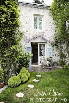Shabbyfufu: An Authentic And Beautiful French Home...Photo Heavy Post!