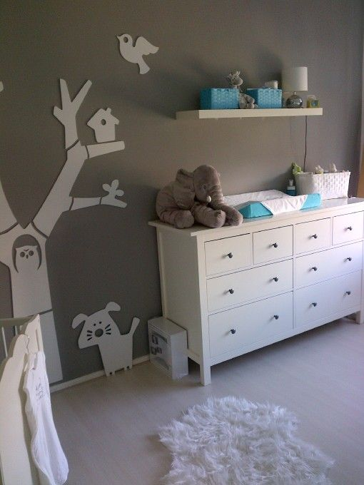 22 best ideeen babykamer images on pinterest, Deco ideeën
