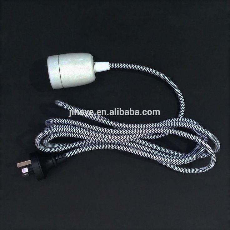 vintage industriële stof verlichting snoer met stekker en contactdoos e27 keramische-afbeelding-netsnoeren en verlengsnoeren-product-ID:60283980482-dutch.alibaba.com