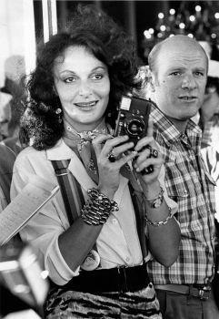 Diane von Furstenburg at the Urban Cowboy Premiere in 1980
