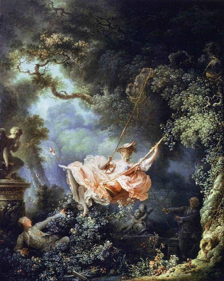 The Swing - Fragonard