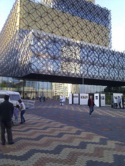 Birmingham's Library Building