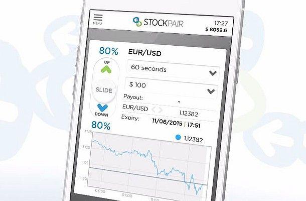 Mobilní aplikace na binární opce jsou dnes běžnou nabídkou všech brokerů.