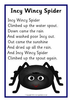 Rhymes B – Nursery Rhymes