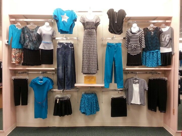 Elegant Great Girls Boutique Wall