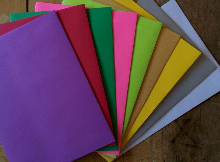 Envelopes!