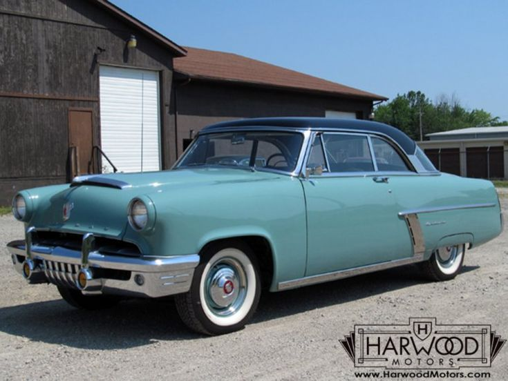 1952 Mercury Monterey for Sale