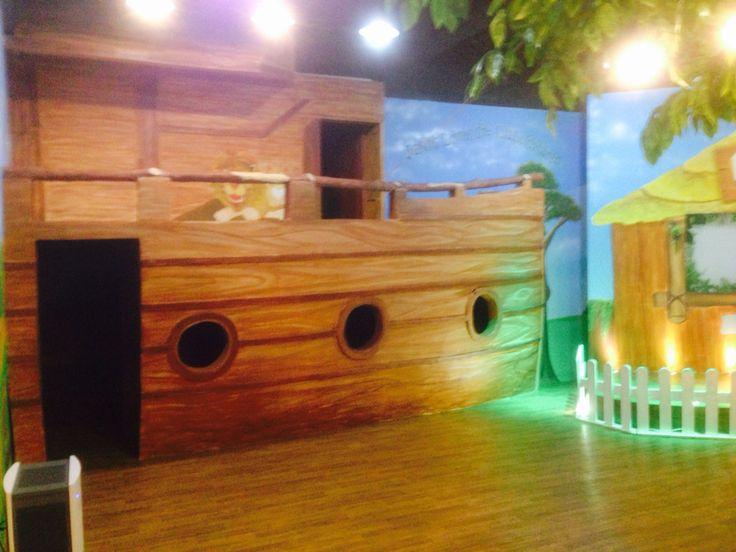 Noah ark LTCC kids church