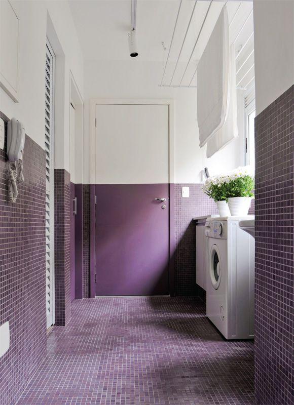 Purple / Violet interior home deco