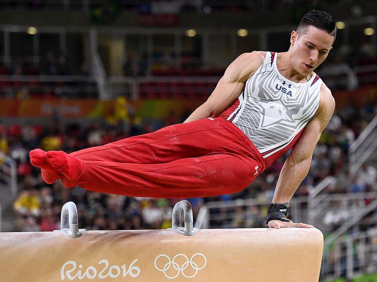 'I've Already Won in Life': U.S. Gymnast Alex Naddour Breaks Down in Tears After…