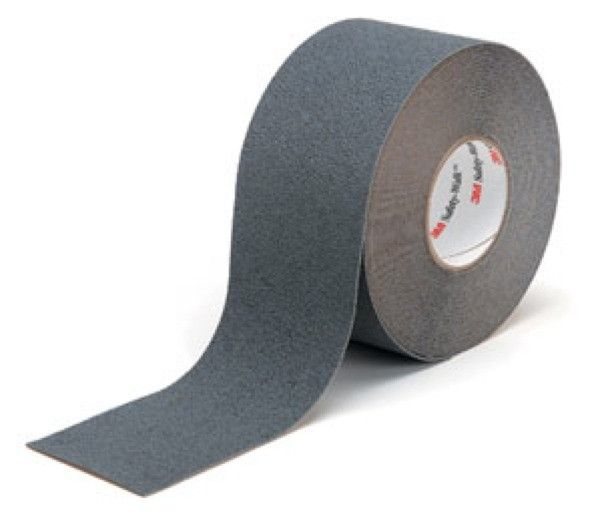 3M™ Safety-Walk™ Tapes 370, Gray, 2inx60ft (18 Meter) Roll - Jual anti slip tape harga murah.  Features a resilient, non-mineral, slip-resistant material. Soft surface is suitable for bare feet. For locker rooms and recreational/athletic equipment, boats and docks, interior stairwells, entryways and lobbies.  http://tigaem.com/tape-anti-slip/1555-3m-safety-walk-tapes-370-gray-2inx60ft-18-meter-roll-jual-anti-slip-tape-harga-murah.html  #safetywalk #antislip #3M