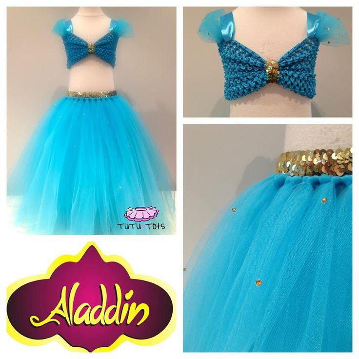 Jasmine tutu dress from tutu tots