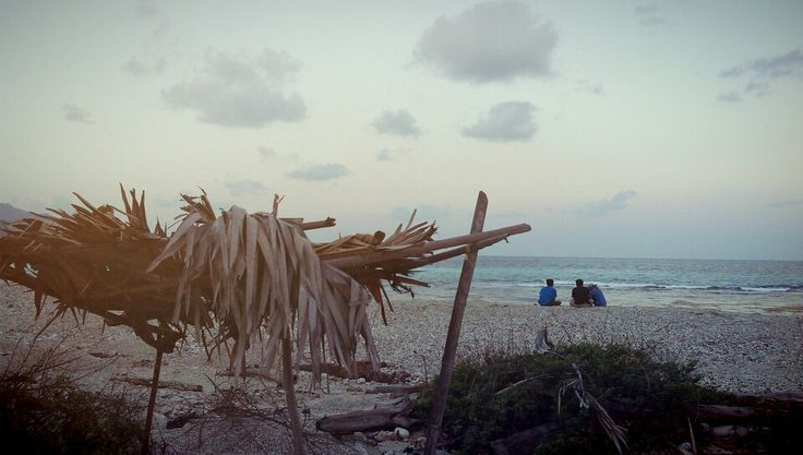 kolbano beach , indonesia