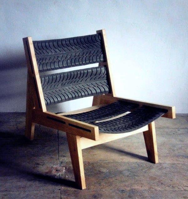#Art tire chair!