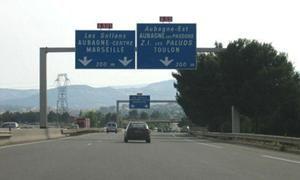 Autoroute Marseillaise