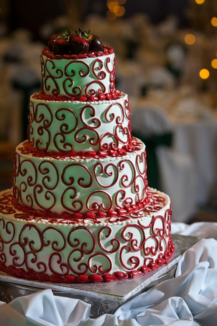 Publix Wedding Cake (from Indian Wedding Vendor Reviews ...