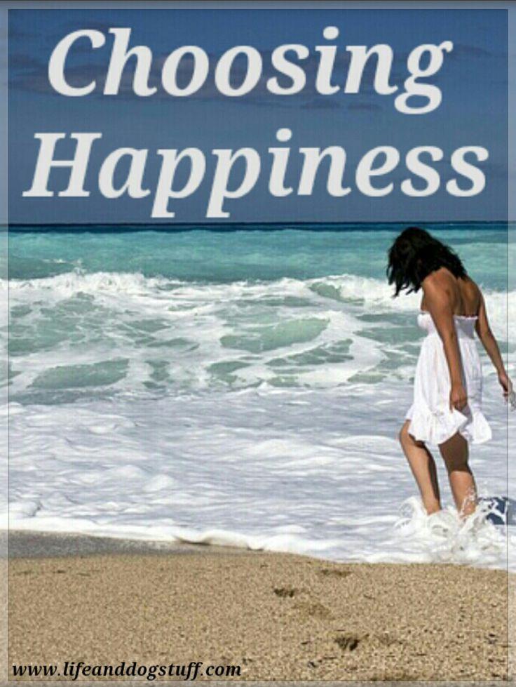 Choosing Happiness #blogger #blog