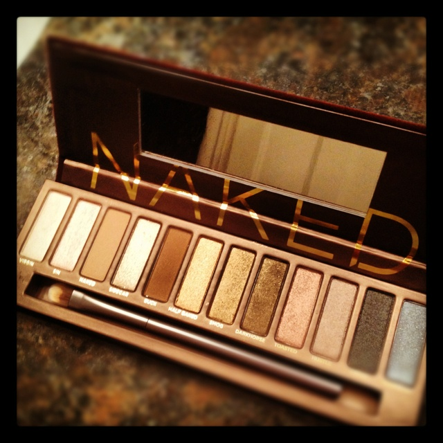 Why don't I own this???: Urban Decay, Decay Naked