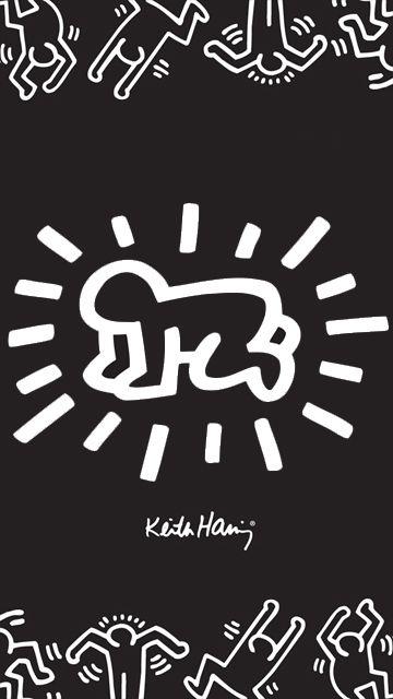 Keith Haring Wallpaper