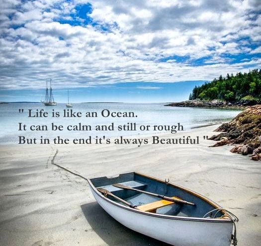 Life Is Like The Ocean Quotes: 662 Best ☼ Beach Quotes & Signs ☼ Images On Pinterest
