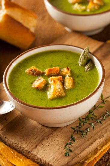Chicken #soup ain't the only one that's good for the soul. Bowls of hot soups have been warming souls and bellies for millennia. And one of the best aspects of  these soup #recipes  is that you can craft them out of just about anything! http://www.organicauthority.com/7-hot-soup-recipes-to-warm-your-soul-and-your-belly/