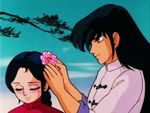 Shiryu & Shunrei love story