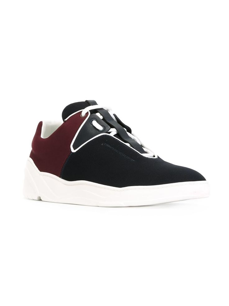 Dior Homme panelled running sneakers