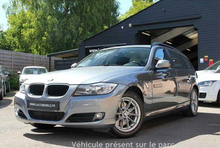 OCCASION BMW SERIE 3 (E91) TOURING 320D 177 CONFORT GPS CUIR SENSATEC