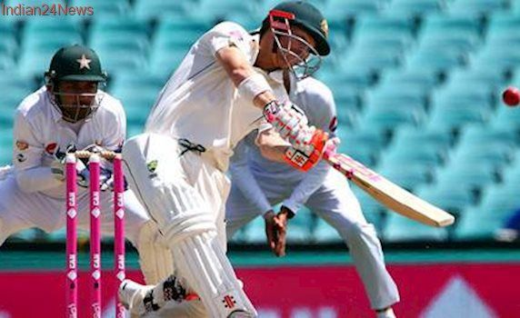 David Warner scores second fastest fifty in Test cricket