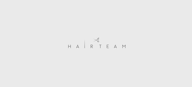 Hair Stylist logo. Barber shop logo. This project is a collection of selected logotypes. Desgin Igor Kubik