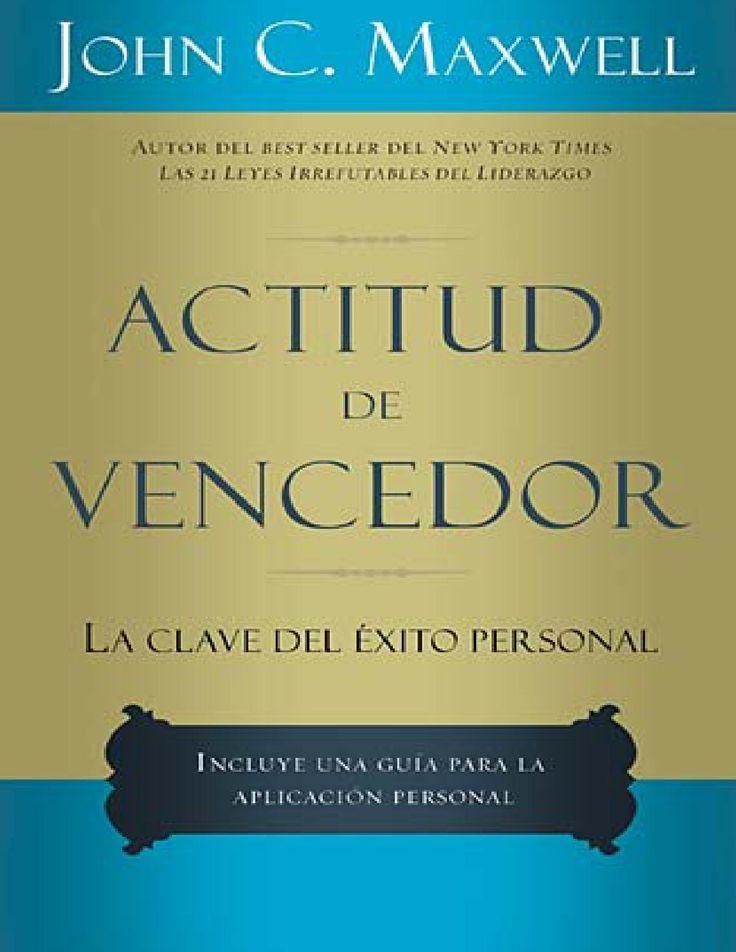 ISSUU - ACTITUD DE VENCEDOR by Jesus Israel Gutierrez Avendaño