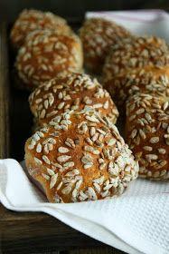 Angie's Recipes . Taste Of Home: Overnight Yogurt Sunflower Seed Bread Rolls