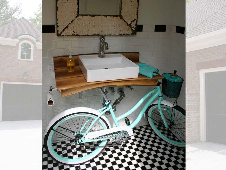 Image result for Bicycle sink
