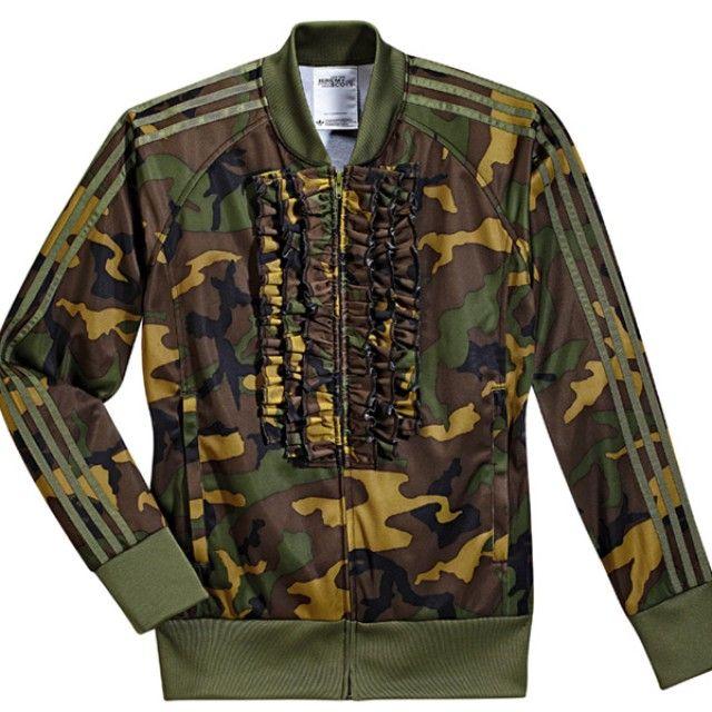 adidas military jacket