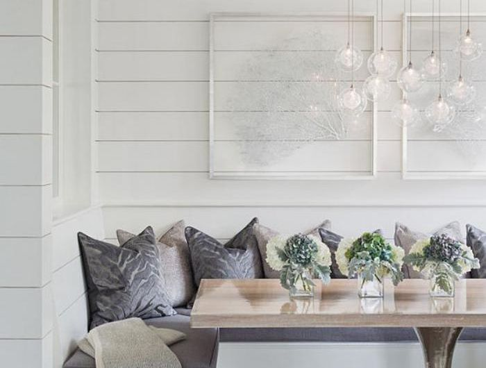les 25 meilleures id es de la cat gorie banquette de salle manger sur pinterest salle de. Black Bedroom Furniture Sets. Home Design Ideas
